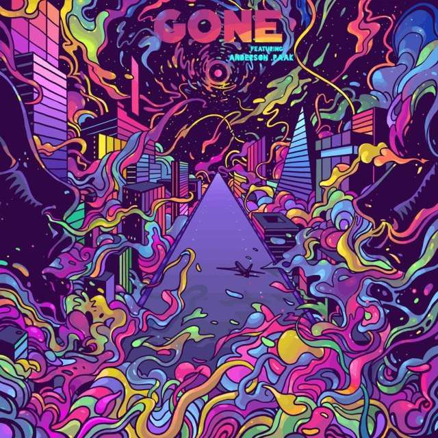 Art for Gone (feat. Anderson .Paak) by Mr. Probz