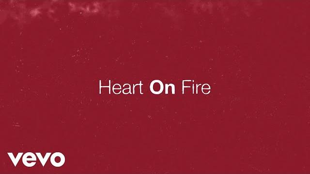 Art for Heart On Fire by Eric Church
