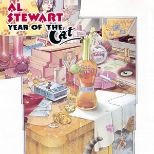 Art for Year Of The Cat by Al Stewart