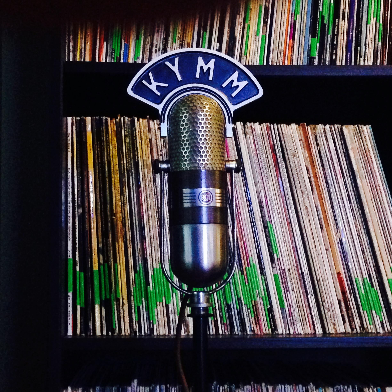 KYMM RADIO logo