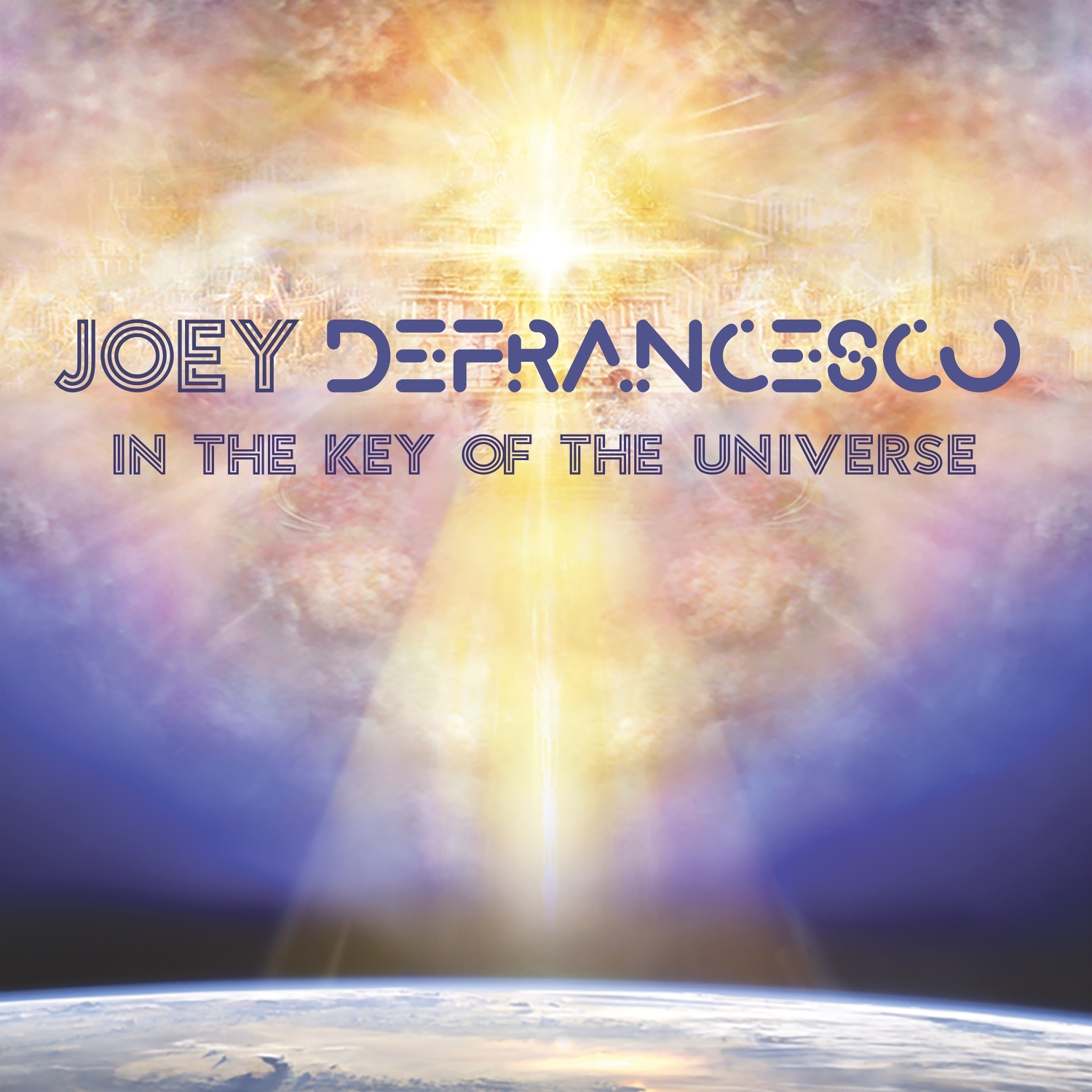 Art for Easier To Be by Joey DeFrancesco