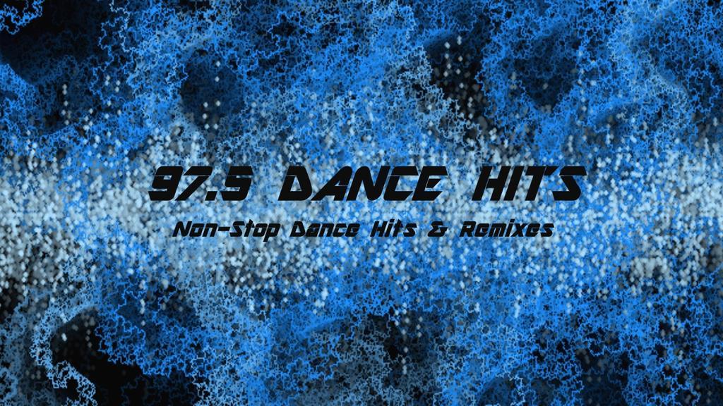 97.5 Dance Hits logo