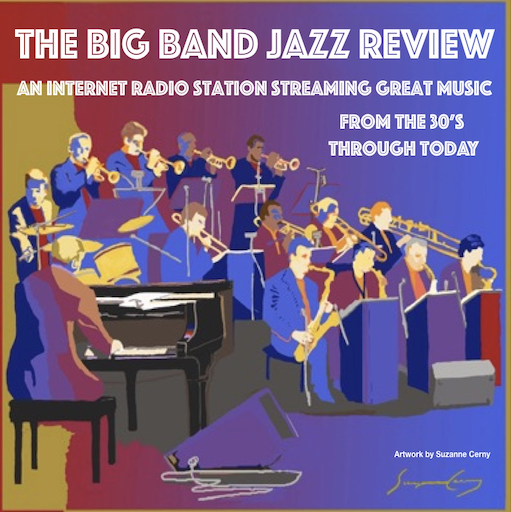 The Big Band Jazz Review logo