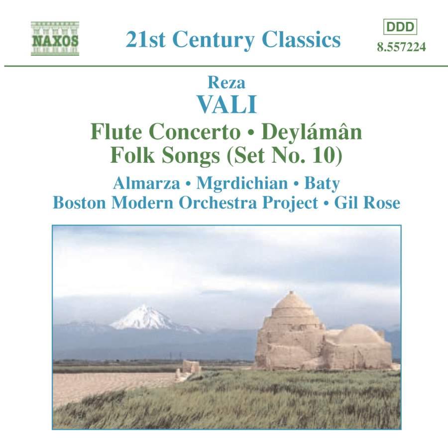 Art for Folk Songs (Set 10) - 2. Song from Luristan by Reza Vali by Jana Baty, soprano