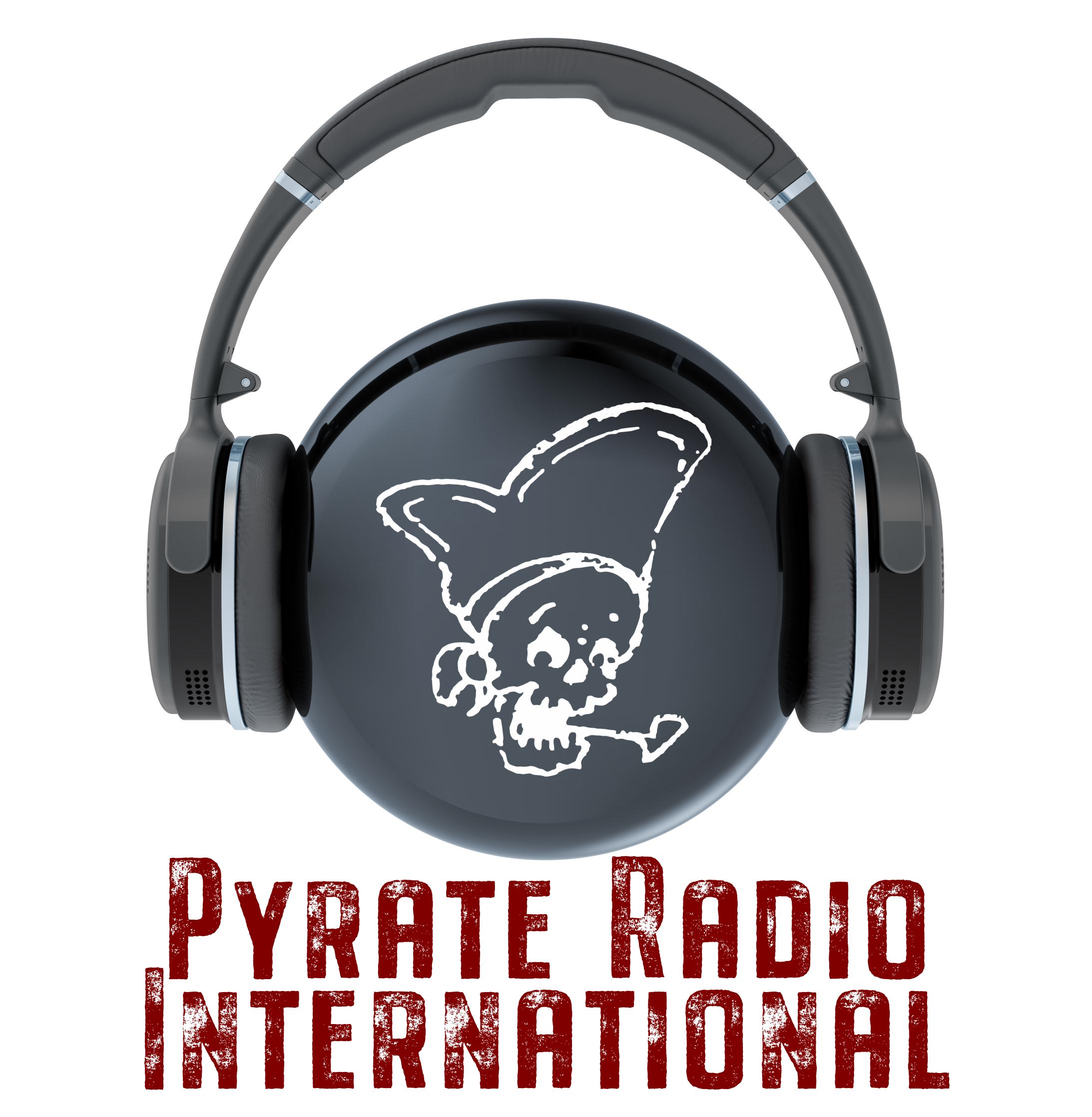 Pyrate Radio International logo