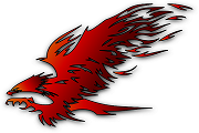 WHKK - DB  The Pocono Hawk Station  logo