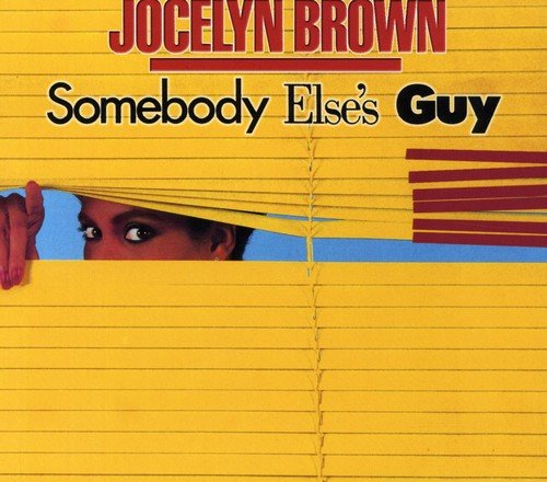 Art for Somebody Else's Guy (Original Version) by Jocelyn Brown
