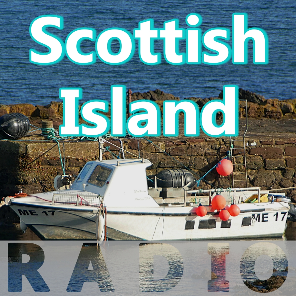 Scottish Island Radio logo