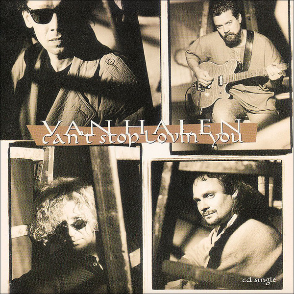 Art for Can't Stop Lovin' You by Van Halen
