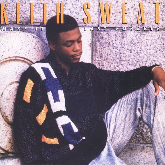 Art for Right and a Wrong Way by Keith Sweat