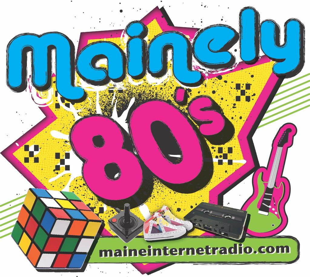 Mainely 80's logo