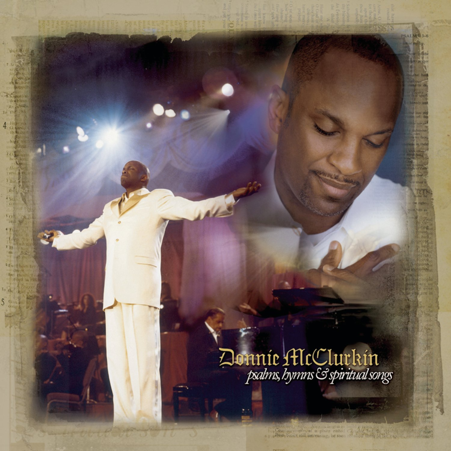 Art for I Love To Praise Him (Reprise) by Donnie McClurkin