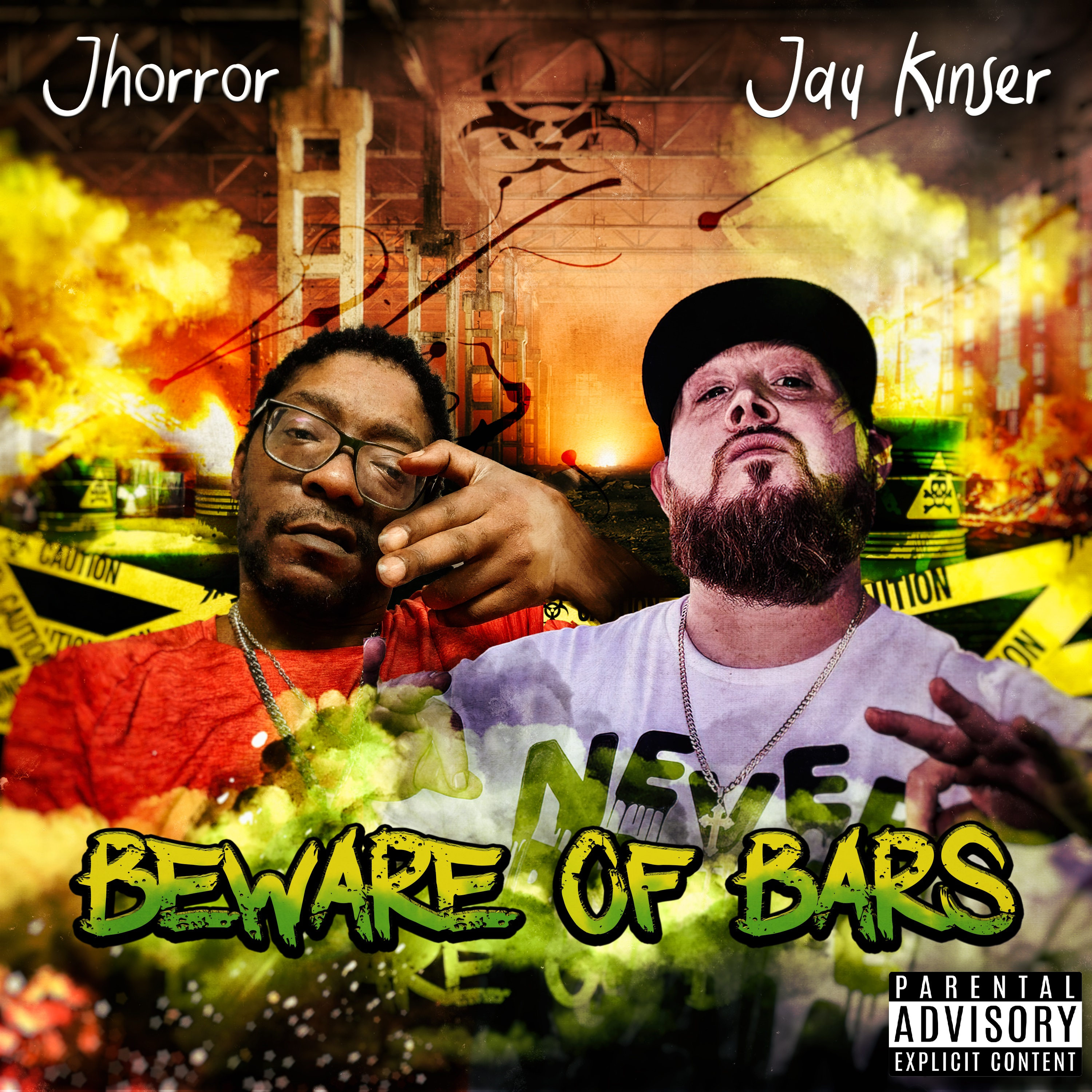 Art for Beware of bars by Jhorror & Jay kinser