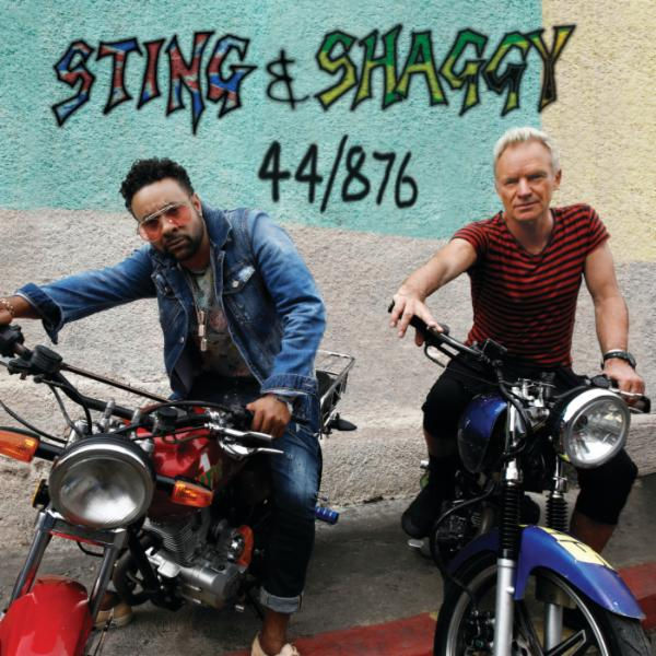 Art for Morning Is Coming by Sting & Shaggy