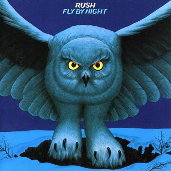 Art for Fly By Night  by Rush