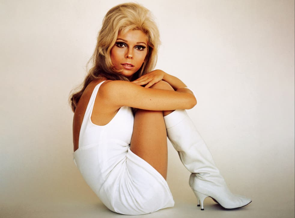 Art for You Only Live Twice by Nancy Sinatra