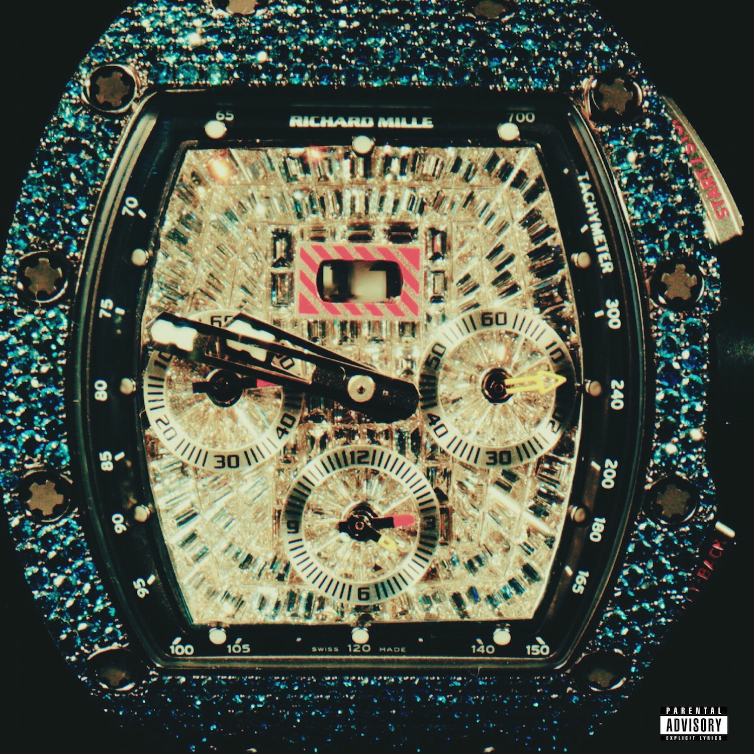 Art for Blue Diamonds by Young Dolph