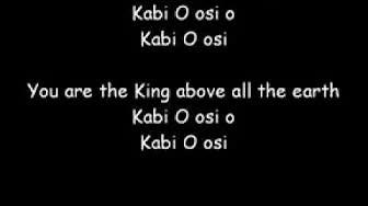 Art for Kabio O Si by RR | Victor Olayeni & The Fresh Grace | Victor Olayeni