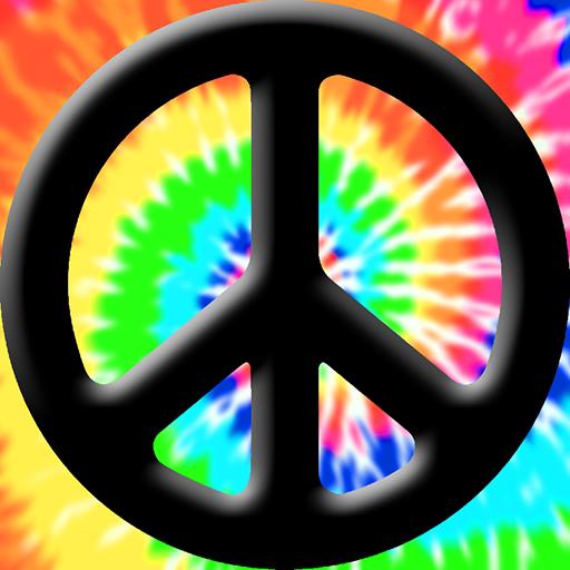 KFlash - Classic & Hippie Rock - Tune In and Turn On! logo