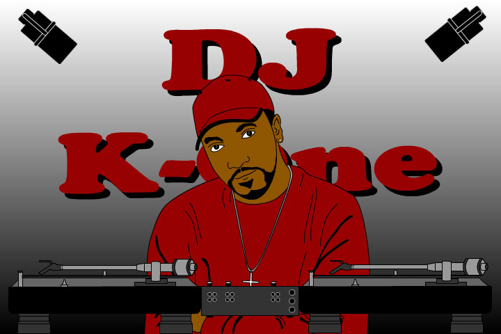 K-One's House Party logo