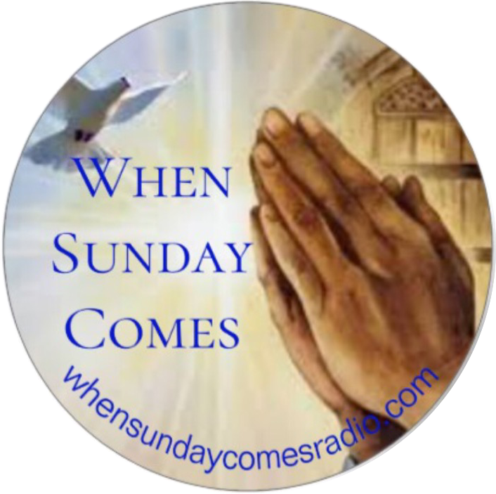 WHEN SUNDAY COMES [GODS MUSICAL VOICE] logo