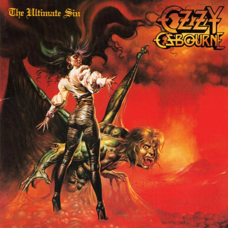 Art for Never Know Why by Ozzy Osbourne