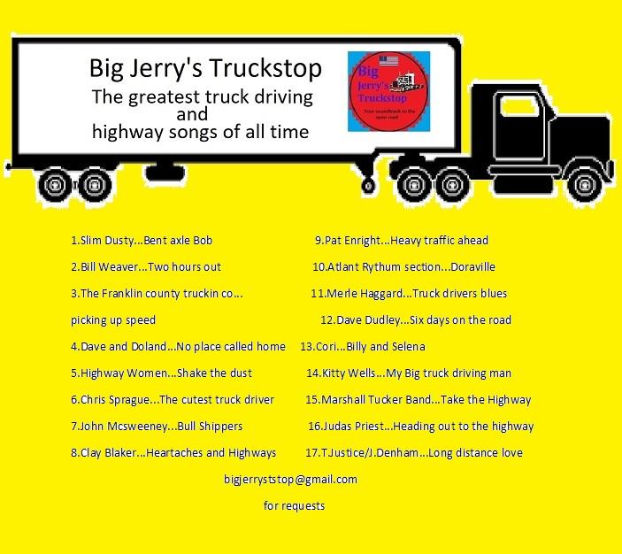 Art for Big Jerrys Truckstop by Untitled Artist