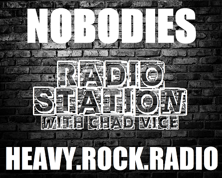 Art for You're Listening to Nobodies Radio Station by Exclusive Shows LIVE HERE!!