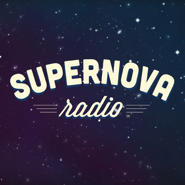 SuperNova Radio logo