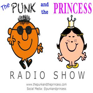 Art for Indie Music Radio Sting - Promo by The Punk and the Princess