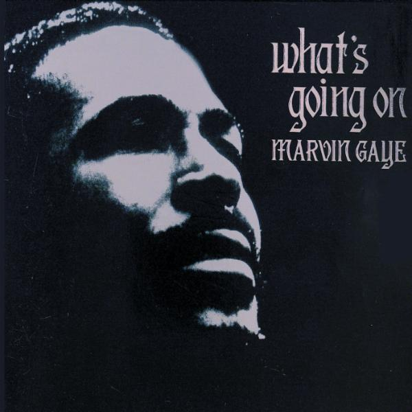 Art for God Is Love by Marvin Gaye