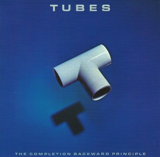 Art for Talk to Ya Later by The Tubes