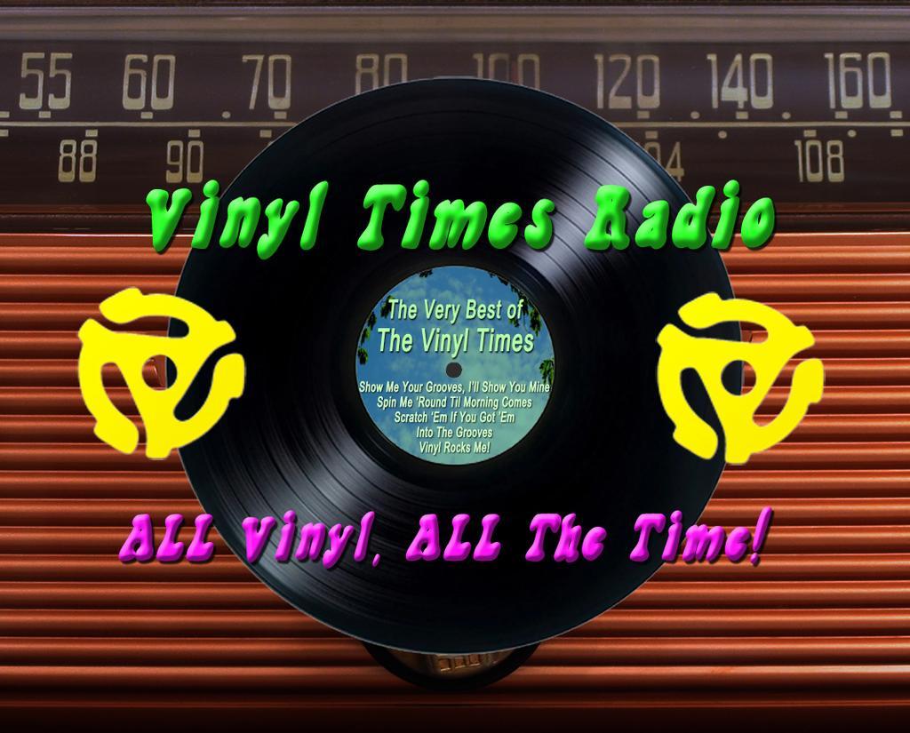 Vinyl Times Radio logo