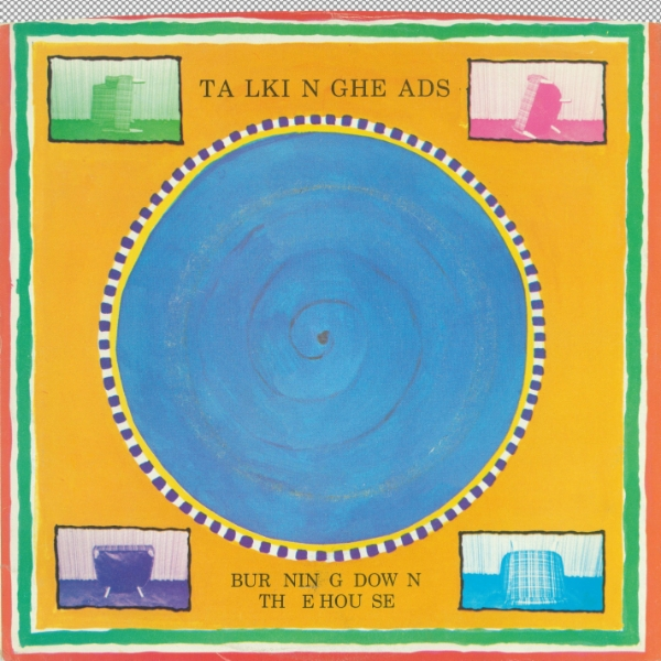 Art for Burning Down The House by Talking Heads