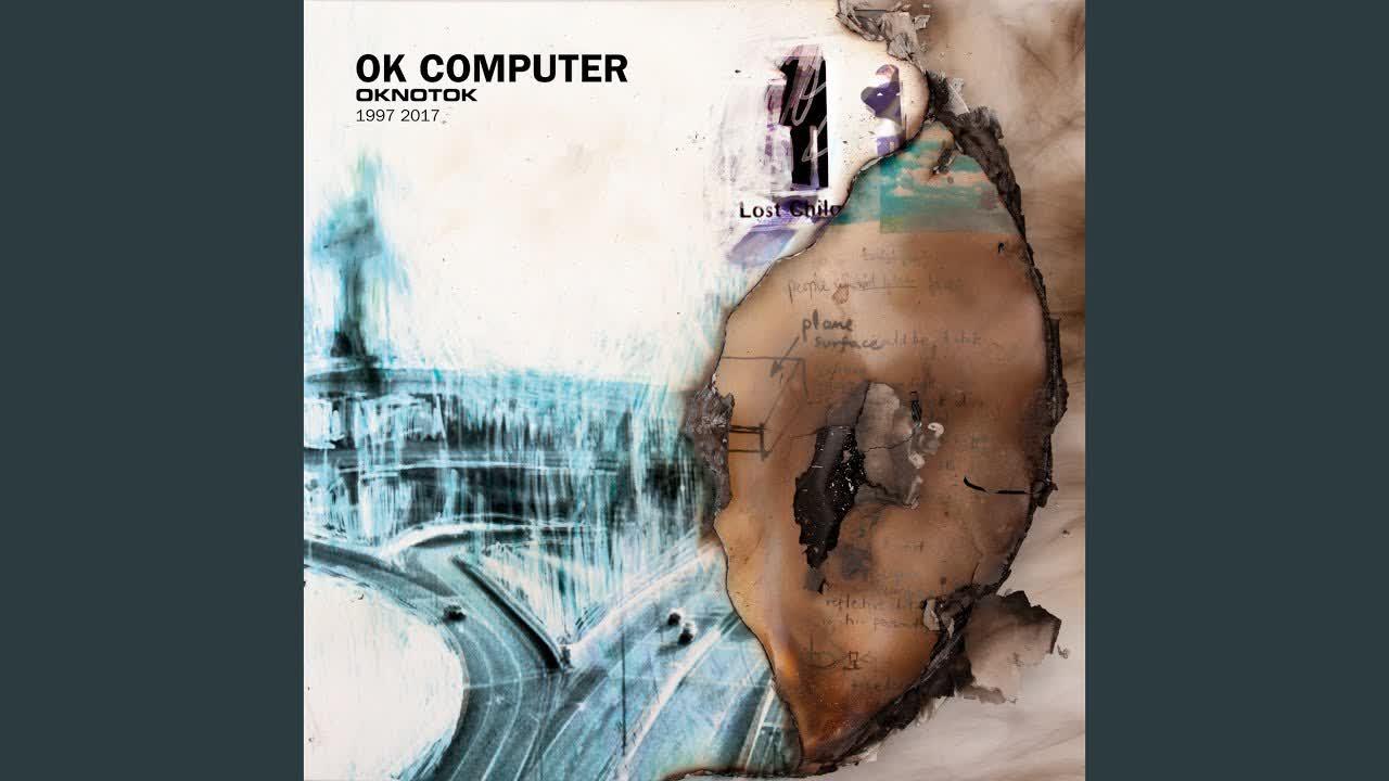Art for Karma Police by Radiohead