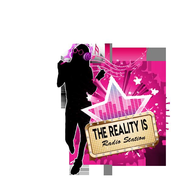 The Reality Is Radio Station  logo