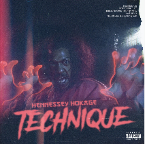 Art for Technique by The Epitome Feat. Scotty Wu, and Bun3