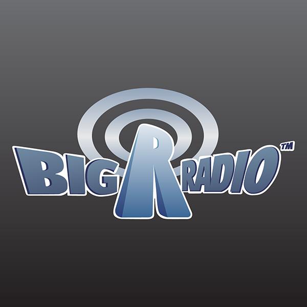 Big R Radio - 80s and 90s Pop Mix logo