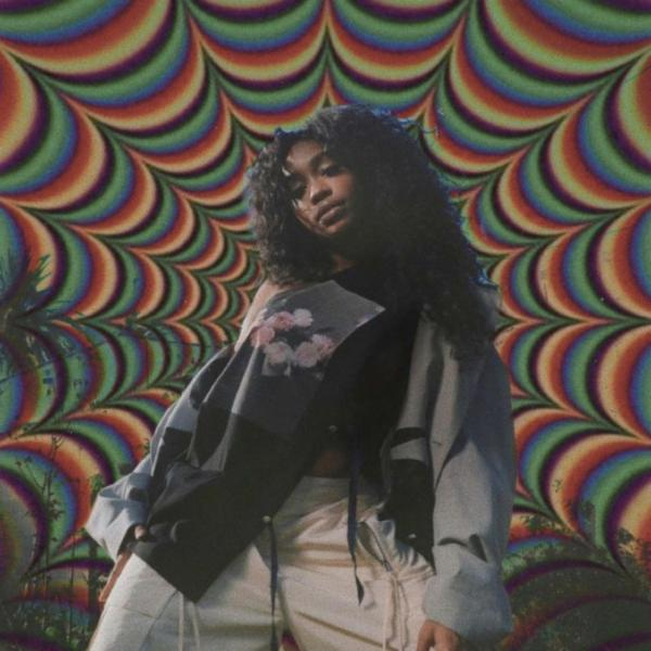 Art for Good Days by SZA