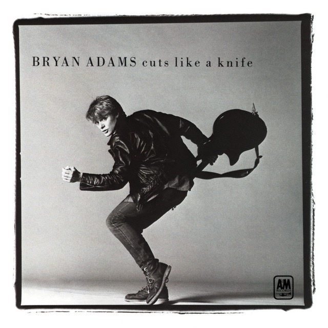 Art for Cuts Like A Knife by Bryan Adams