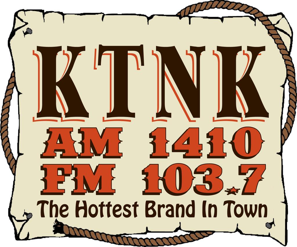 KTNK-AM logo