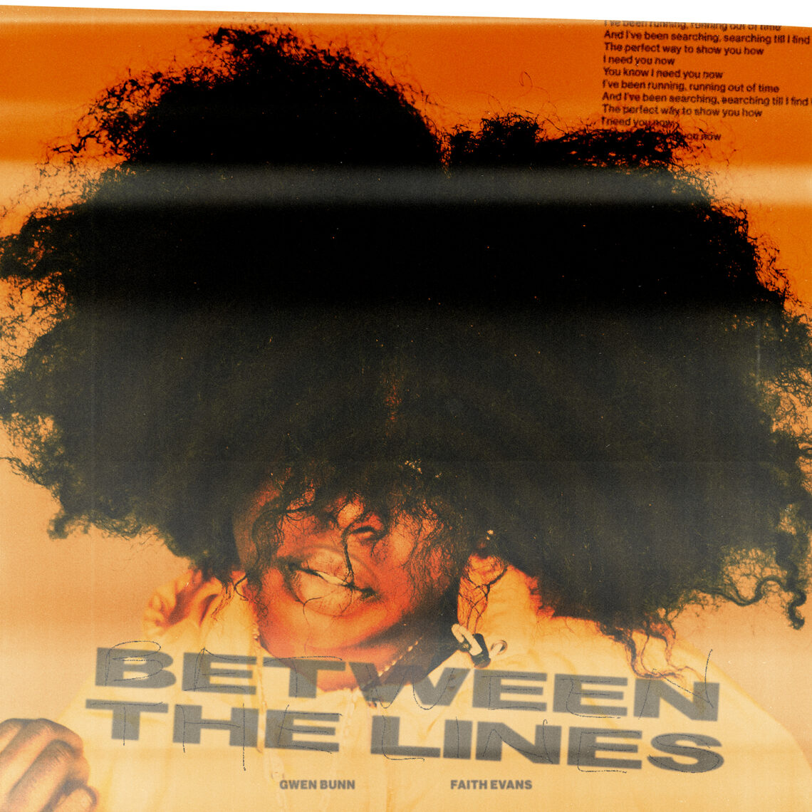 Art for Between The Lines by Gwen Bunn feat. Faith Evans