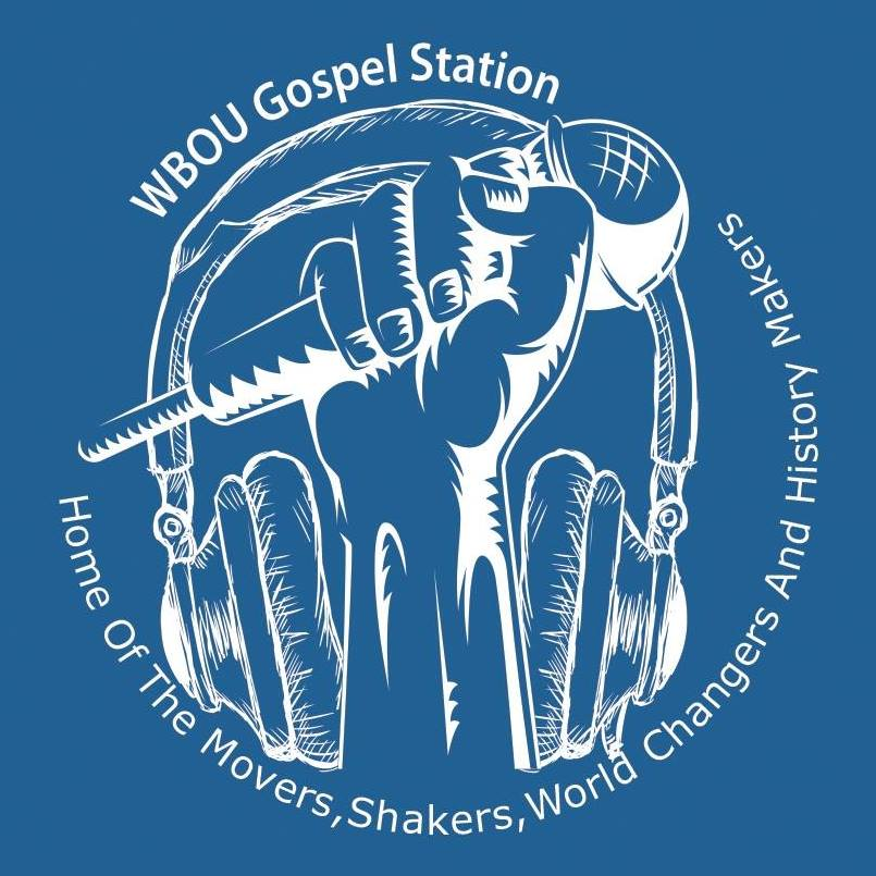 WBOU Gospel Station logo