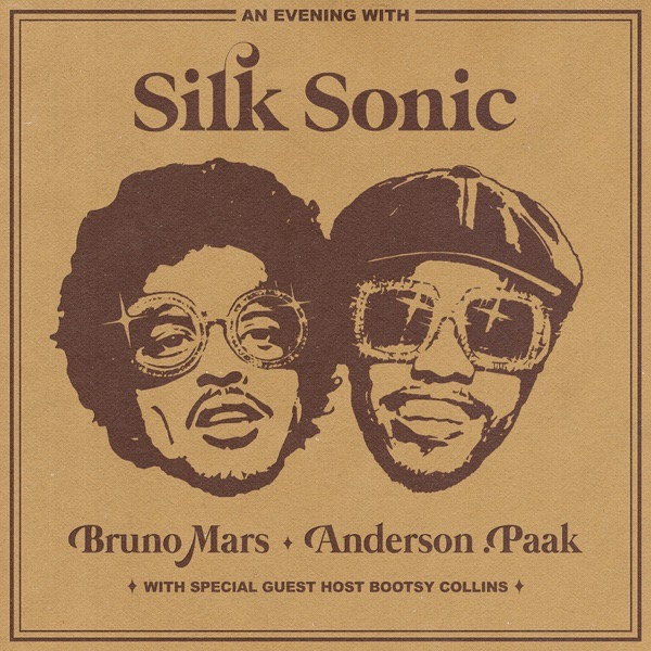 Art for Leave The Door Open by Bruno Mars, Anderson .Paak & Silk Sonic