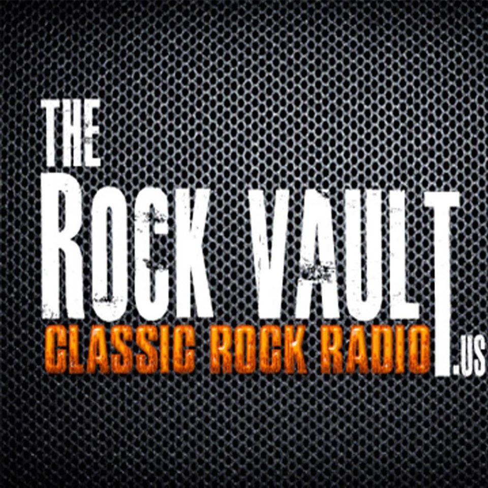 The Rock Vault logo