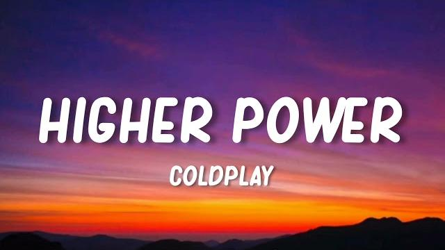 Art for Higher Power by Coldplay