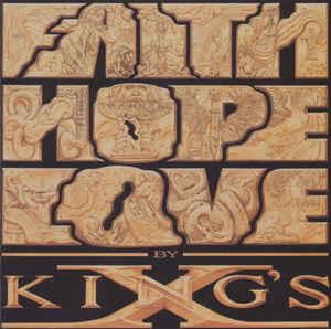 Art for IT'S LOVE by KINGS X