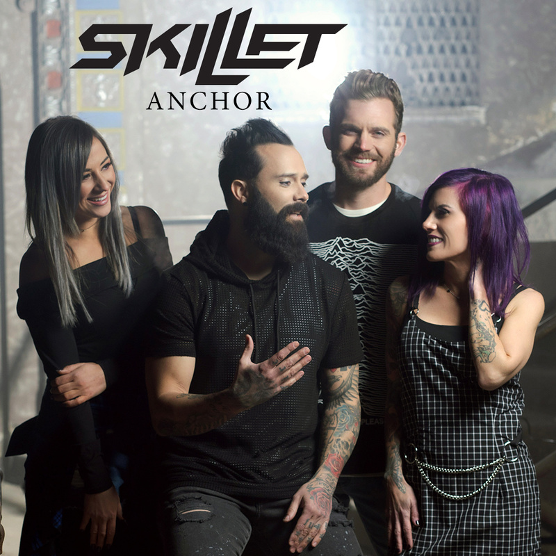 Art for Anchor by Skillet