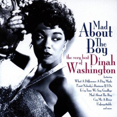 Art for Mad About the Boy by Dinah Washington