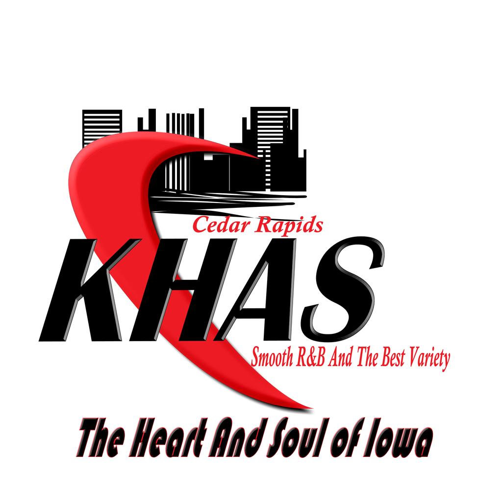 KHAS Radio logo